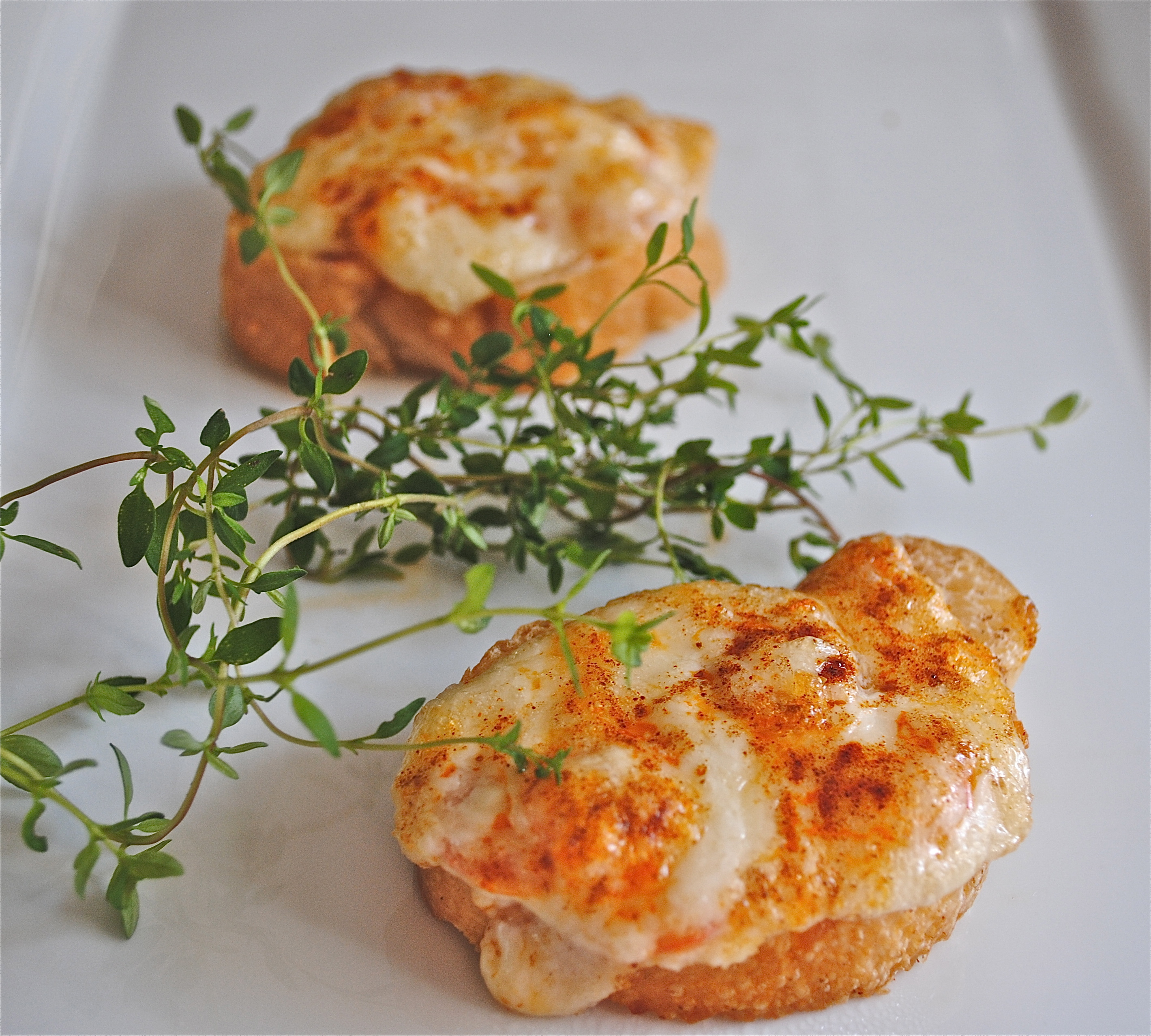Parmesan Shrimp Toast «