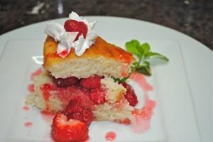 Mama's Butter Cake
