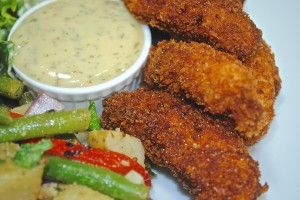 Chicken Fingers from Mitzi's