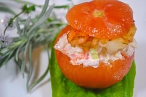 Tomato Crab Amuse Bouche