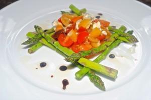 Asparagus Squared