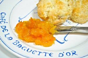 Tangerine Kumquat Marmalade