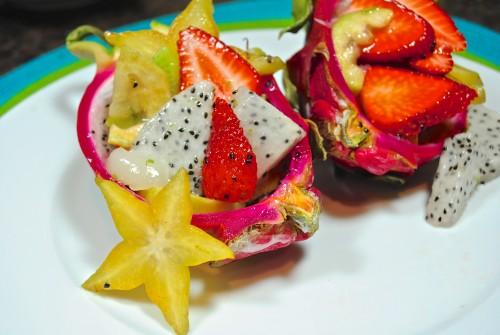 refrigerate fruit rambutan fruit