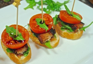 Pork Belly (PBLT) Bites