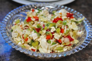 Marinated Slaw