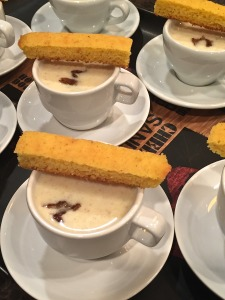 Cornbread and Buttermilk Soup