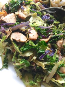 Cruciferous Chicken Crunch