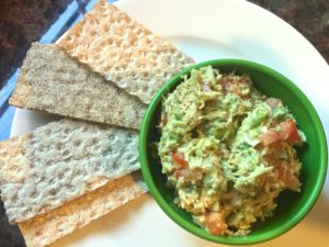 Chicken Avocado Spread