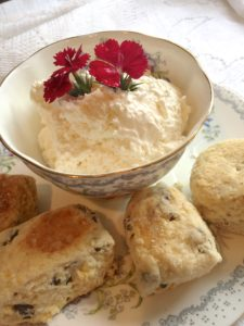 Devonshire Cream and the Proper Way to Eat a Scone
