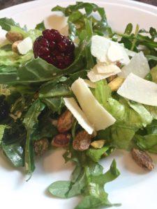 Basil Pistachio Salad Dressing