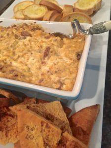 Smokey Hot Redfish Dip (or Whitefish)