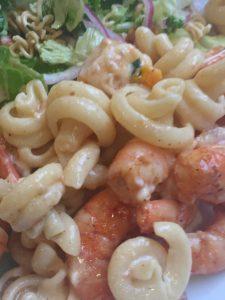 Key Lime Shrimp with Trottole Pasta