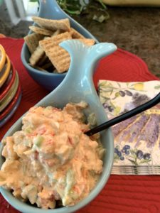 Crawfish Spread